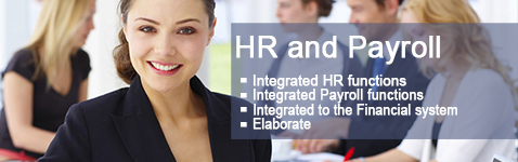 HR and Payroll System
